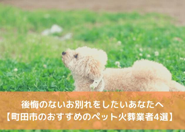 ペット火葬 町田